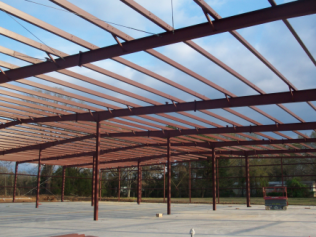 Steel Frame Building Kits